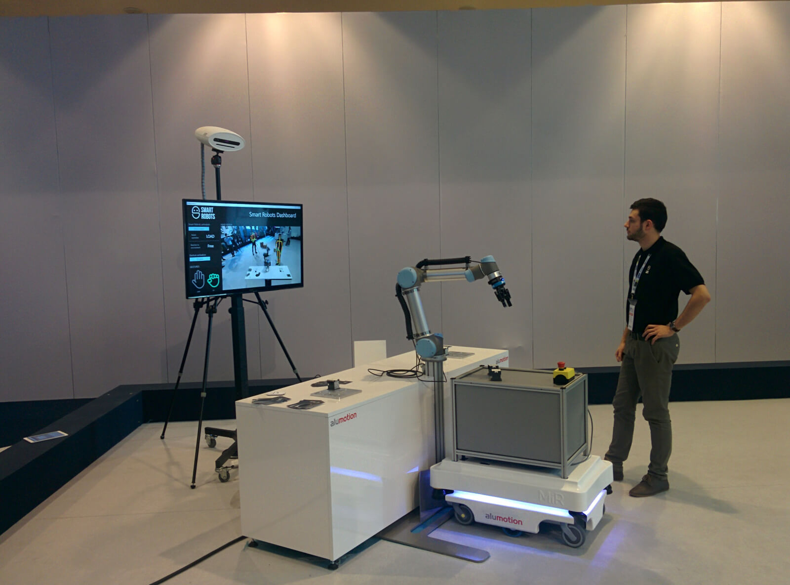 Smart Robots, the latest frontier of «cobot»