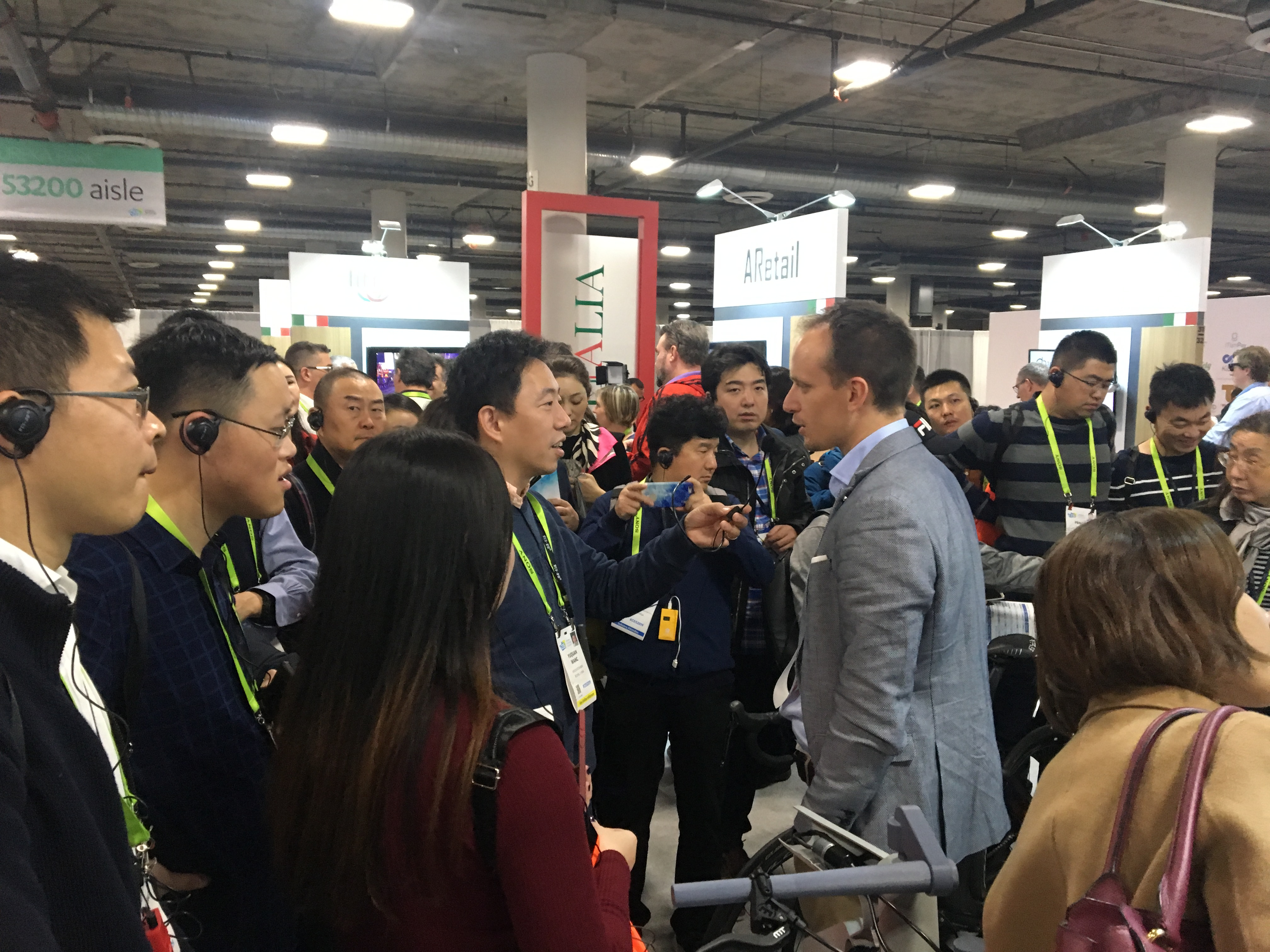 CES, great success for e-Novia's companies