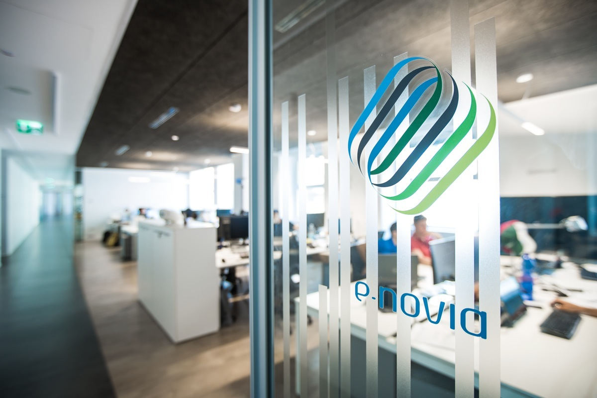 e-Novia – a 'Growth Leader'