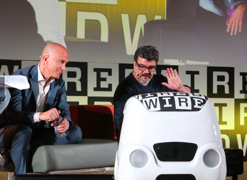 Smart Mobility at the Wired Next Fest